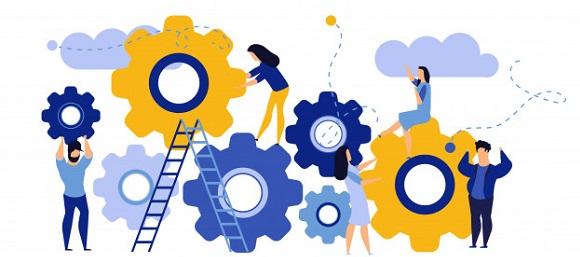 organisation-entreprise-homme-femme-engrenage-cercle_580x257